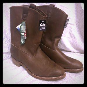 Men's Double-H Boots